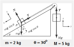 Tension and acceleration laws of motion physics class 11 tension and acceleration ccuart Image collections