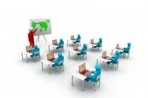 Coping with changing classroom technologies
