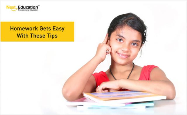 Homework Gets Easy With These Tips