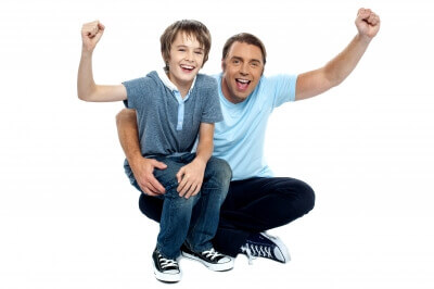 Ways to improve your child's self-esteem