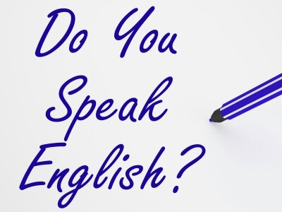 """Let your children say """"No"""" to Mother Tongue Influence"""