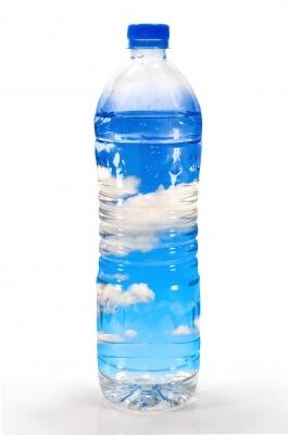 Create cloud in the bottle