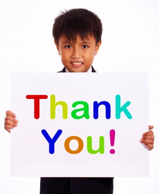 How to foster gratitude in kids