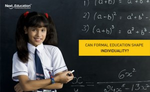 Can formal education shape individuality?