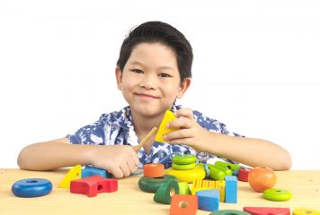 Learning with building blocks: A new perspective to today's education