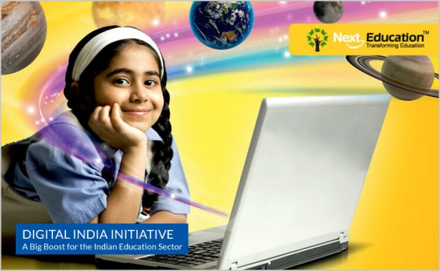 Digital India Initiative A Big Boost for the Indian Education Sector