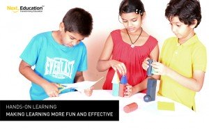 Hands-on Learning – Making learning more fun and Effective
