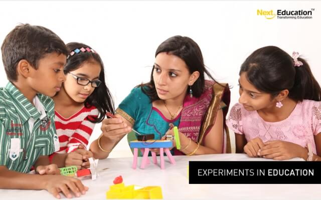 Experiments in education