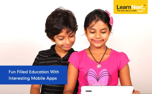 Fun-filled education with interesting mobile apps