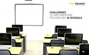 Challenges of implementing technology in schools