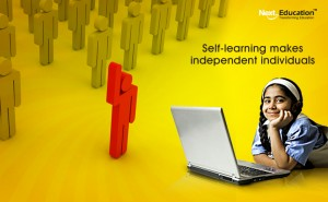 Self-learning makes independent individuals