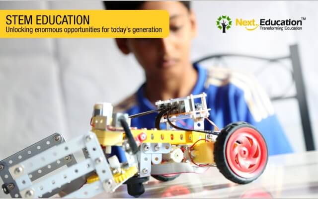 STEM education: Unlocking enormous opportunities for today's generation