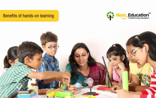 Benefits of hands-on learning