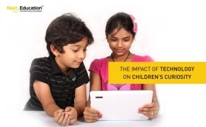 The impact of technology on children's curiosity