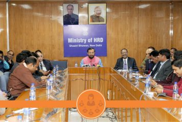 Union HRD Ministry makes effort to set benchmark for student-teacher ratio