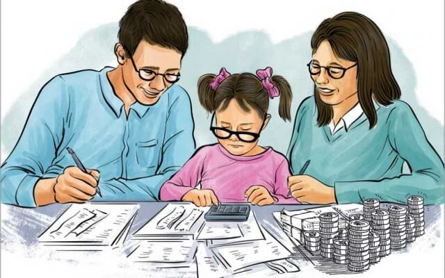 How to teach kids about money?