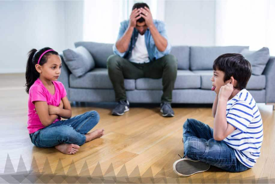How to manage sibling rivalry
