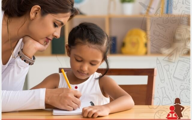 Smart ways parents can help their children with homework