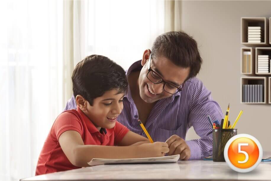 5 Secrets to Raising Happy Kids