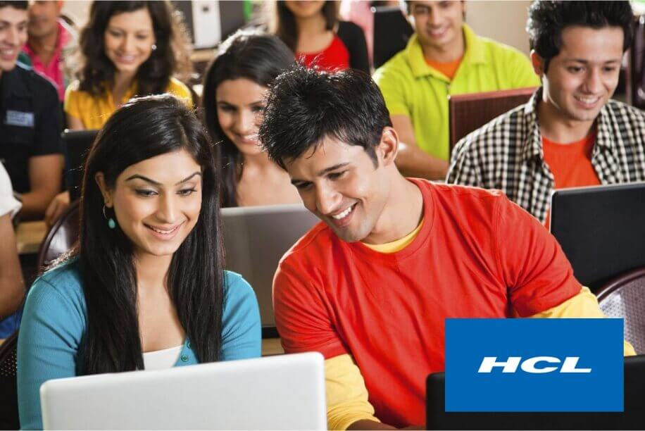 HCL to Hire Students Straight Out of Schools