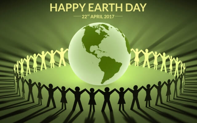 Let's Join the Earth Day Celebrations on 22 April