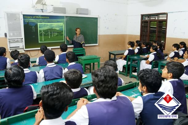 'Smart classes' in 41 govt schools in Uttarakhand