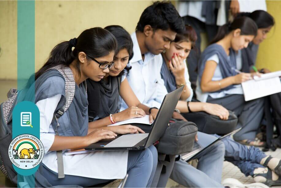 Students can receive ICSE mark sheets online