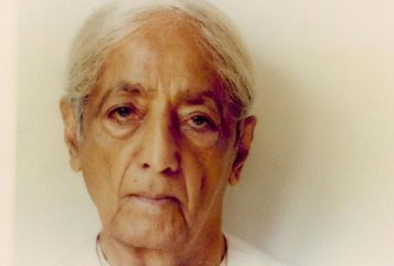 What Every Teacher should Know about Jiddu Krishnamurti's Philosophy of Education