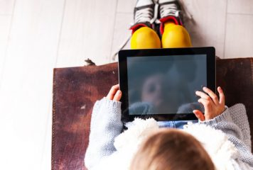 Why I gave my Son a Tablet for Learning: a Father's Confession.