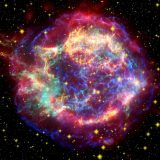 Shimmering planet discovered in constellation Cassiopeia (1)