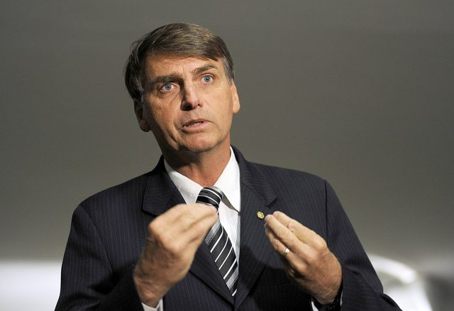 Jair Bolsonaro sworn in as Brazil's new President