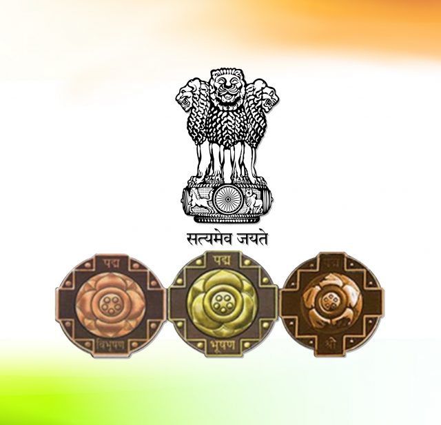 Padma Awards 2019 announced
