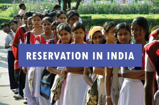 Constitution (103rd Amendment) Act, 2019: 10% reservation for economically weak in general category comes into force