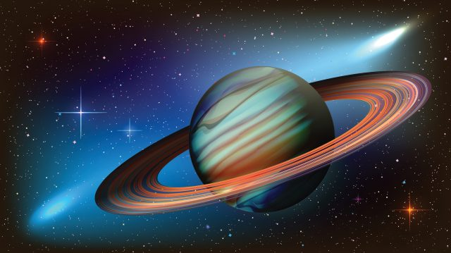 Scientists finally know how long a day is on Saturn