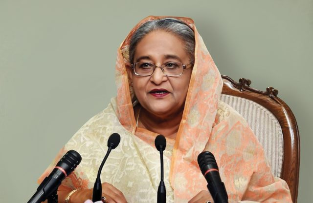Sheikh Hasina becomes Bangladesh PM again