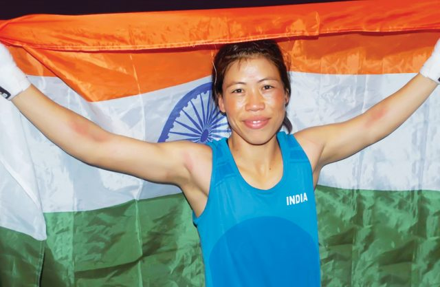 Mary Kom becomes 'World No 1' Boxer in latest AIBA World Rankings