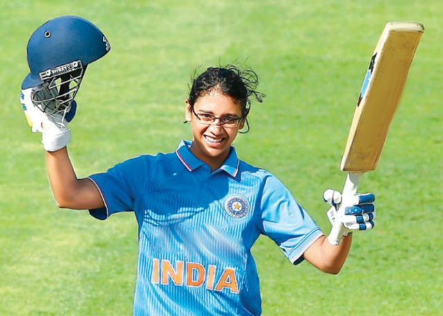 Smriti Mandhana named ICC Woman Player of the Year