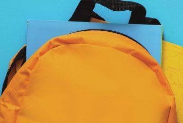 No homework or heavy school bags to reduce pressure on kids