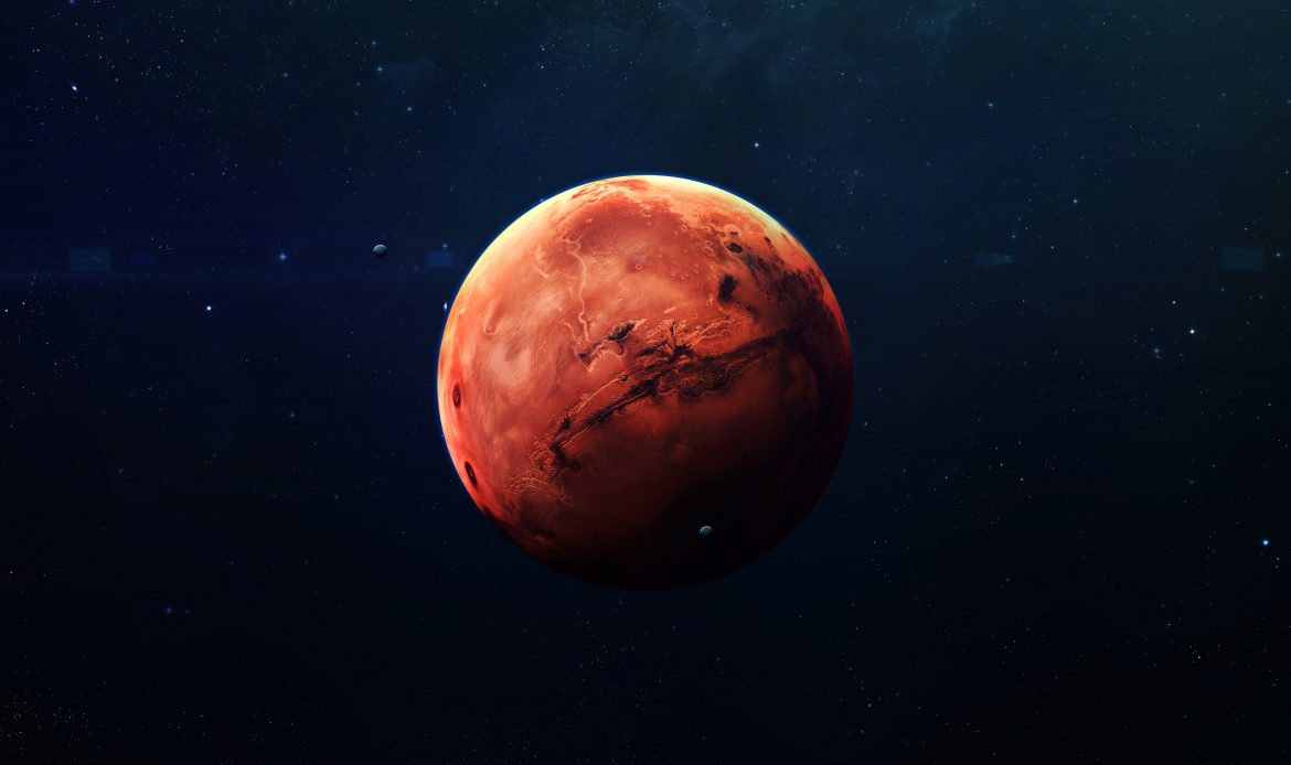 NASA finds high levels of Methane gas on Mars