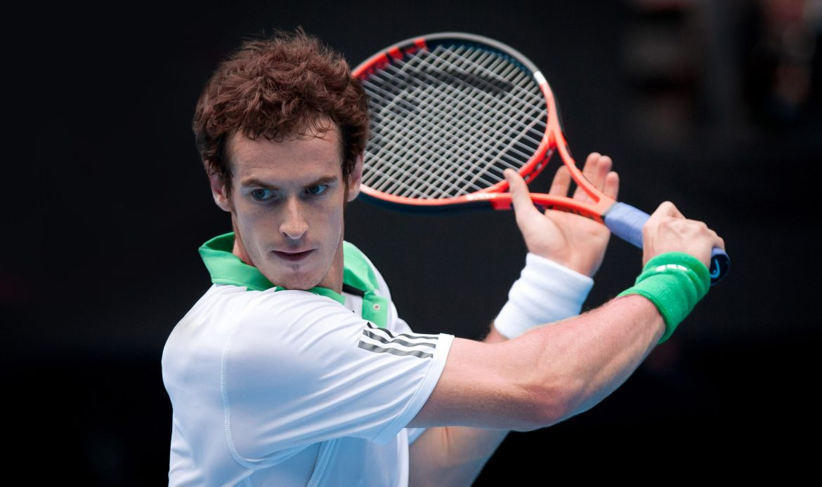 Tennis legend Andy Murray receives Knighthood