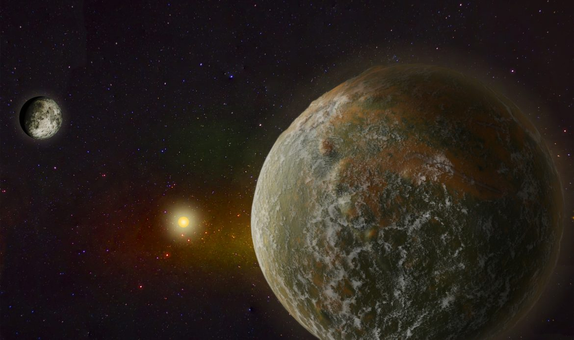 Water discovered on a potentially habitable planet