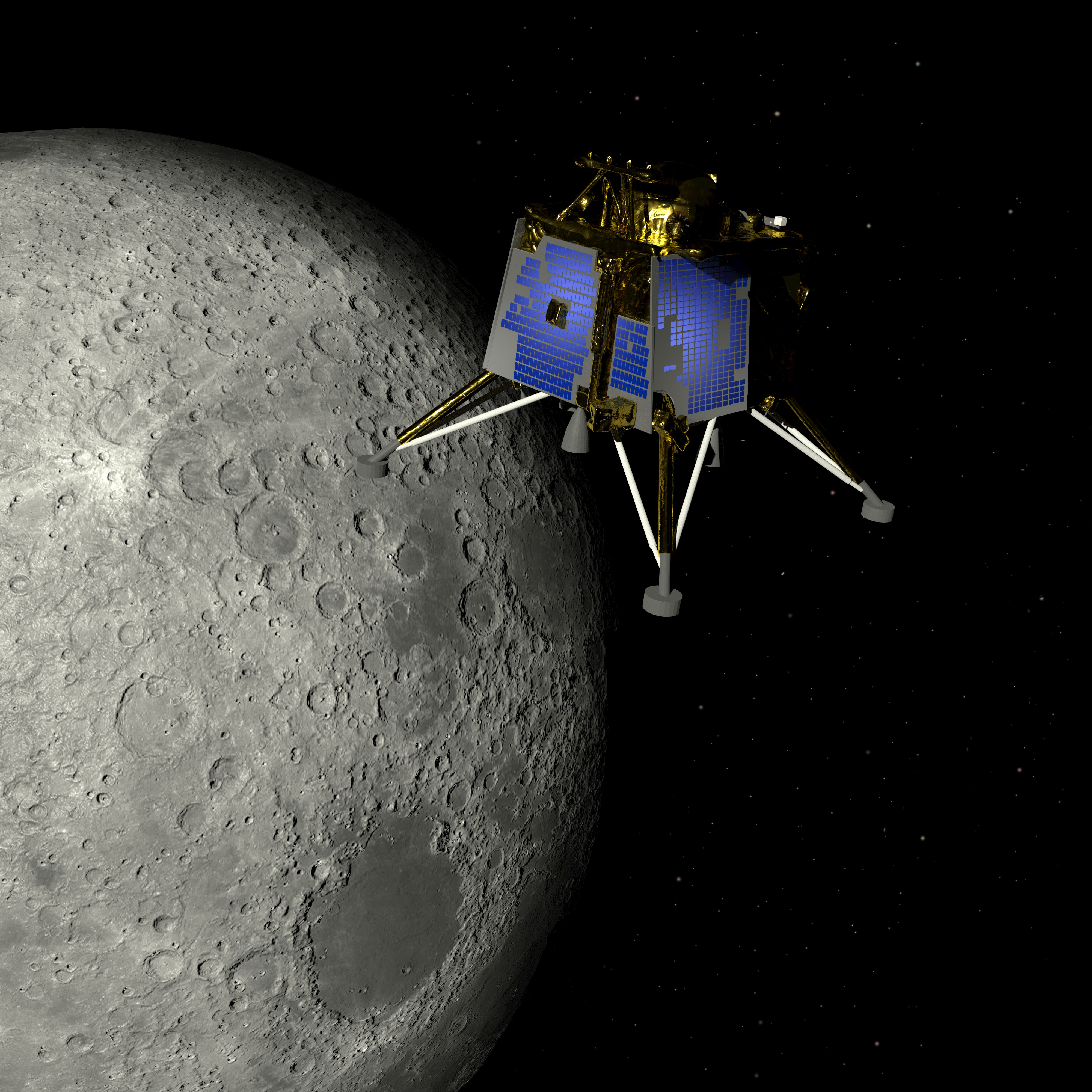 Chandrayaan-2's orbiter CLASS detects charged particles on the moon