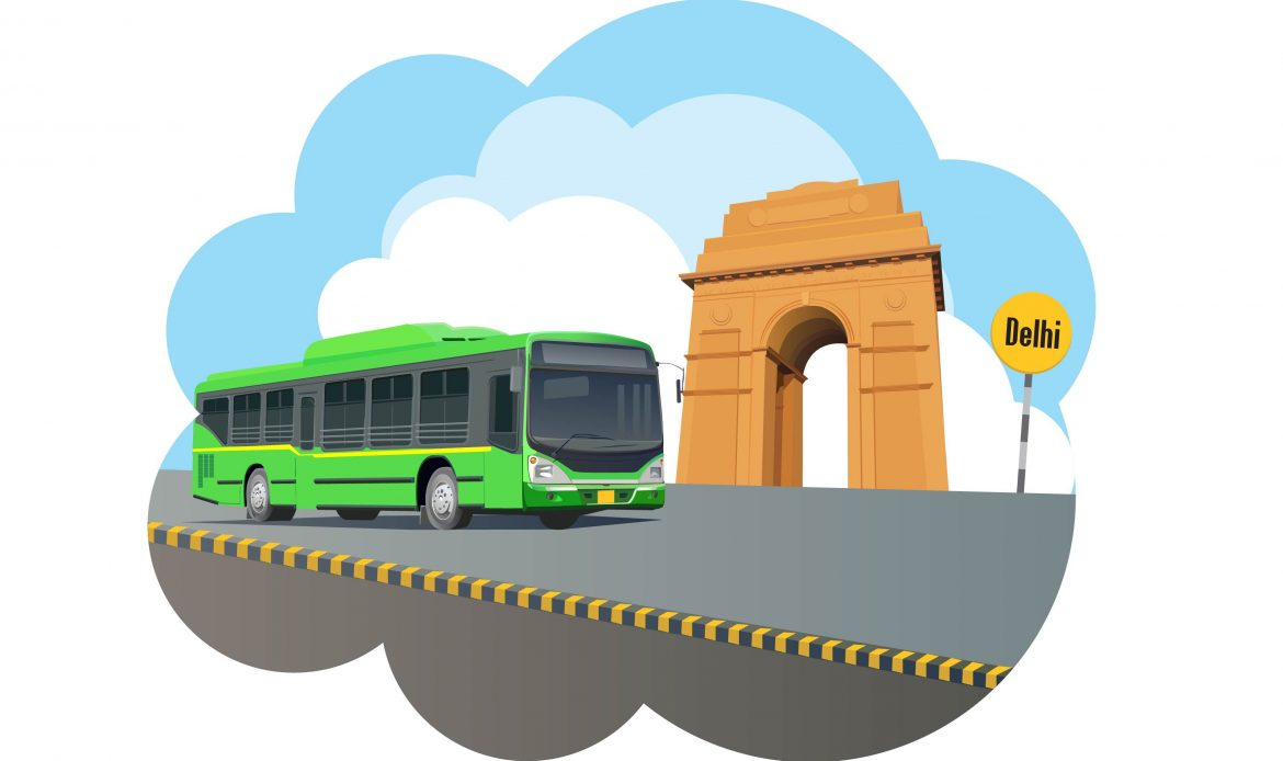 Free ride scheme for women in buses launched in Delhi