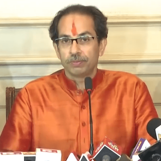 Uddhav Thackeray sworn in as Maharashtra CM