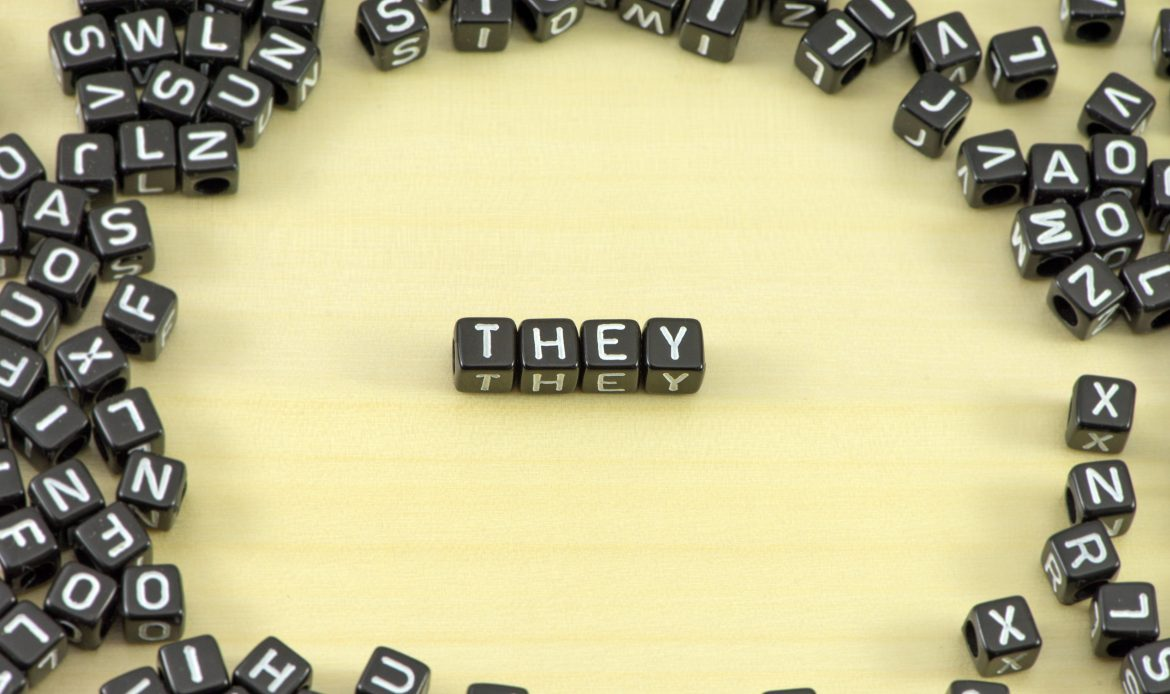 'They' chosen as the word of the decade by American linguists