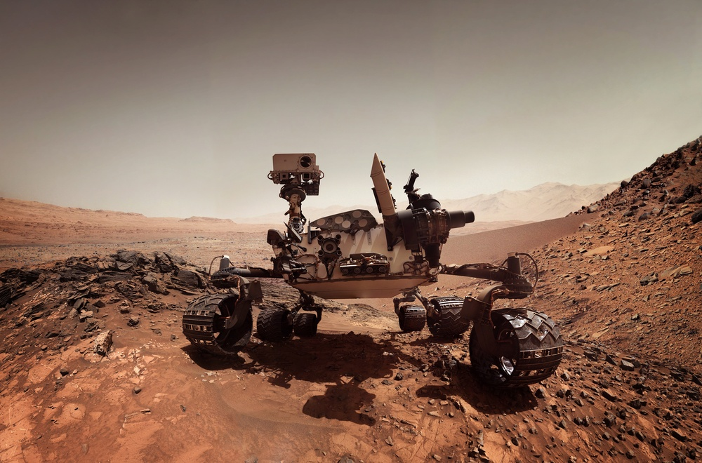NASA's rover for Mars 2020 mission gets a name