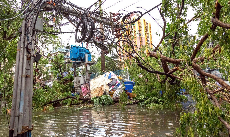 Cyclone Amphan batters coastal Bengal, Odisha and Bangladesh
