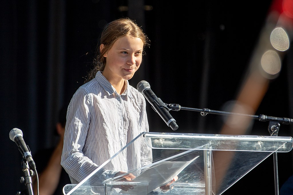 Greta Thunberg wins first Gulbenkian Prize for Humanity