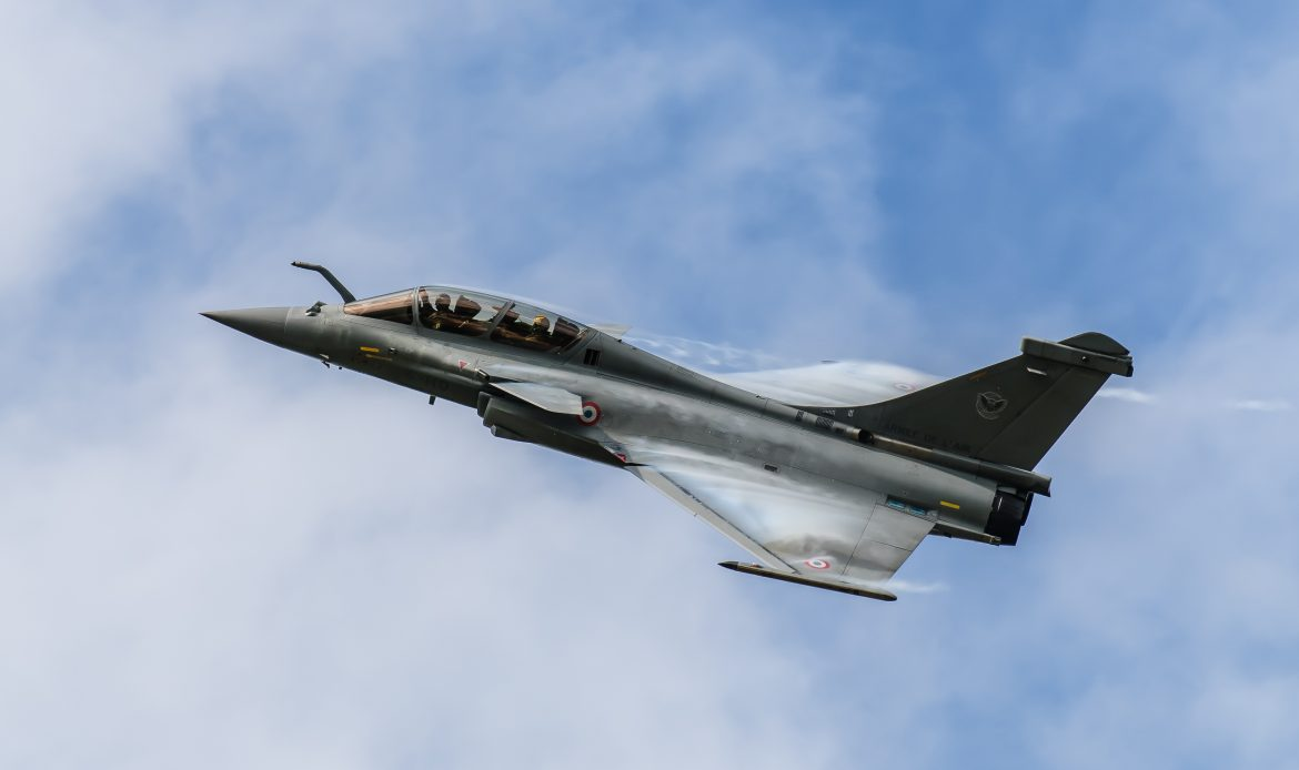 Rafale fighter jets arrive in India